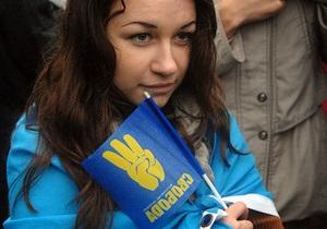 Свобода требует от ЦИКа снять с сайта результаты голосования в округе №90 в Киевской области