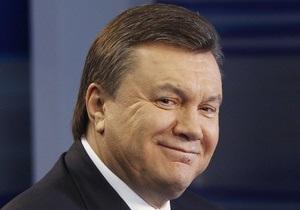 Завтра Янукович откроет отремонтированный сквер на Русановской набережной в Киеве