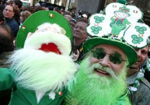 День святого Патрика: В сан-Франциско такси бесплатно развозят пьяных ирландцев