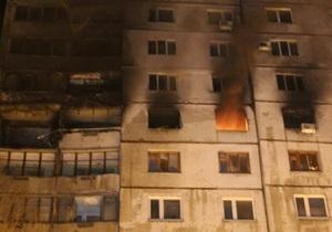 Фотогалерея: Трагедия в Харькове. Взрыв в жилом доме унес жизни четверых человек