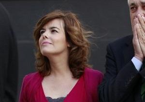 Испания урезает бюджет, несмотря на протесты