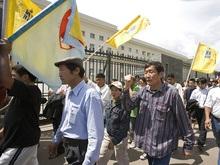 Фотогалерея: Демократия по-монгольски