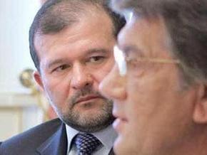 Ъ: Виктор Ющенко растит оппозиционные кадры