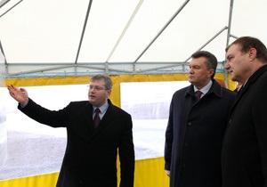 Янукович почувствовал, что ему надо чаще ездить в регионы