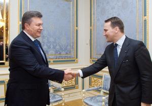 Варшава: ЕС пока не будет вводить персональные санкции против украинских чиновников