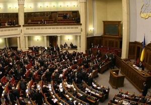 Комитет избирателей Украины настаивает на внесении изменений в закон о выборах