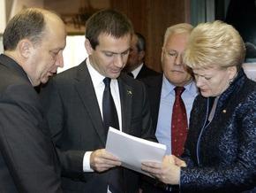 Европейские лидеры определились с тем, как будет работать МИД Евросоюза