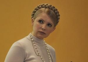 Тимошенко опубликует решение Стокгольмского суда на своем сайте