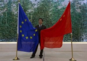 Торговая война между ЕС и Китаем перешла на новый уровень