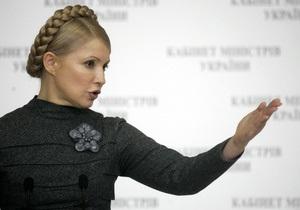Оппозиция призывает Януковича ответить, когда будет освобождена Тимошенко