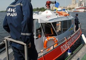 В Николаевской области по факту столкновения катера и байдарки возбудили уголовное дело