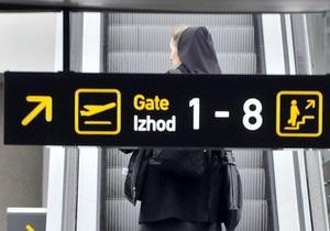 Международный аэропорт Любляны закрыли на две недели