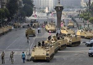 Глава армии Египта призывает исламистов к примирению