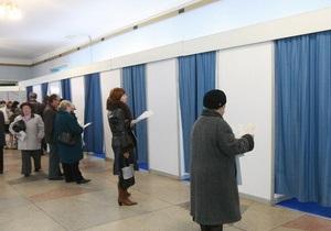 ПР победила на выборах в Житомирский облсовет