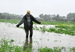 Гидрометцентр предупреждает об угрозе паводков в западных областях Украины