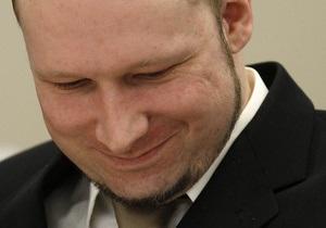 Брейвик сказал последнее слово в суде. Родственники жертв назвали процесс  адом