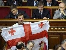 У ВР уже есть факты незаконных поставок украинского оружия в Грузию