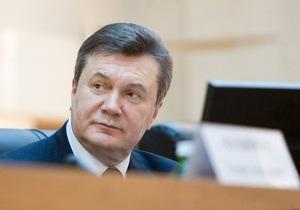 Янукович проигнорирует Генассамблею ООН по СПИДу