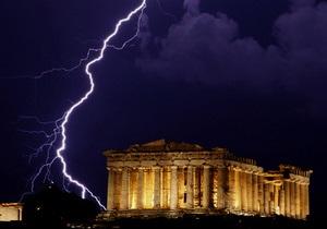 Греция ожидает повторения Великой депрессии