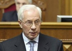 Азаров считает Таможенный союз более выгодным для Украины, чем для России