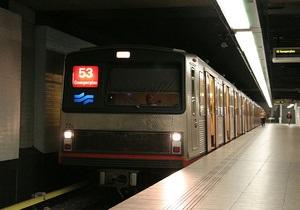При аварии в амстердамской подземке травмированы десятки людей