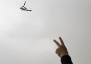 Ситуация с пожарами в Украине: МВД передало МЧС два вертолета