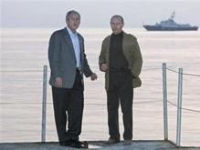 Буш и Путин заложили основу для американо-российских отношений