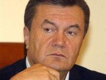 Янукович соболезнует семьям погибших в Перми