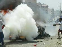 Израиль нанес удар по сектору Газа: уничтожены двое террористов