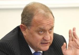 Могилев уволил ряд высокопоставленных милиционеров в Донецкой области