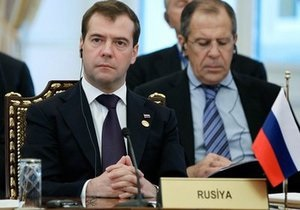 Медведев: Без договоренности по ПРО возможна новая гонка вооружений