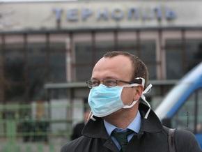 В Тернополе уровень заболеваемости опустился ниже эпидемического порога