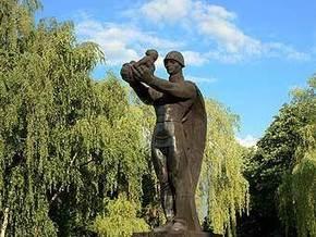 В Москве провели акцию против демонтажа памятника в Стрые