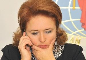 Карпачева попросит ГПУ эксгумировать тело студента, погибшего в киевском отделении милиции