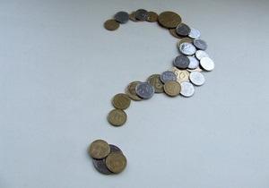 Государственный долг Украины превысил $50 миллиардов