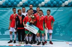 В Украине прошел IX международный турнир по футболу для молодых людей с особенными потребностями «Seni Cup 2013»