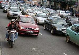 С сегодняшнего дня зарегистрировать авто в Киеве можно вне зависимости от прописки