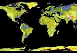 Опубликована самая точная топографическая карта Земли
