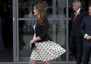 Беременность Кейт Миддлтон - новости Великобритании: Покупка Кейт Миддлтон голубой коляски вызвала волну слухов