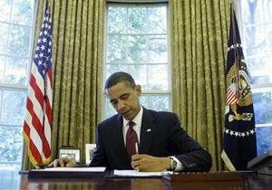 Обама расширил санкции против белорусских чиновников