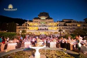 Курорт Palmira Palace отпраздновал свое шестилетие