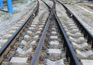 В Харькове поезд насмерть сбил пешехода