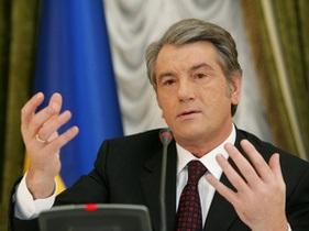 Кравчук: Ющенко нормальный человек, только он ненормальный Президент