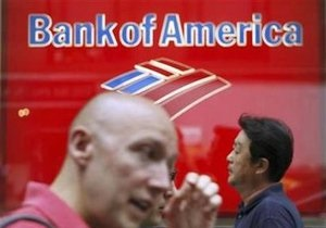 Bank of America вернул государству $45 млрд