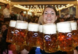 В этом году пиво на  Октоберфест подорожает