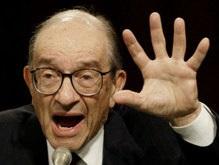 Гринспен: Рост экономики США остановился