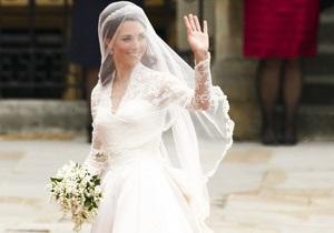Свадебное платье Кейт Мидлтон выставят в Букингемском дворце