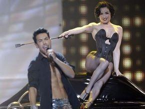 Фотогалерея: Финал Евровидения-2009