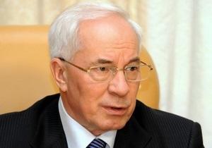 Азаров не будет возглавлять избирательный штаб Партии регионов