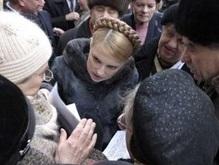 Тимошенко: Компенсации по вкладам Сбербанка СССР не вызовут инфляции